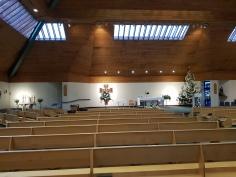 Church at Christmas 2017