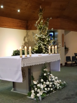 Church at Christmas 2017