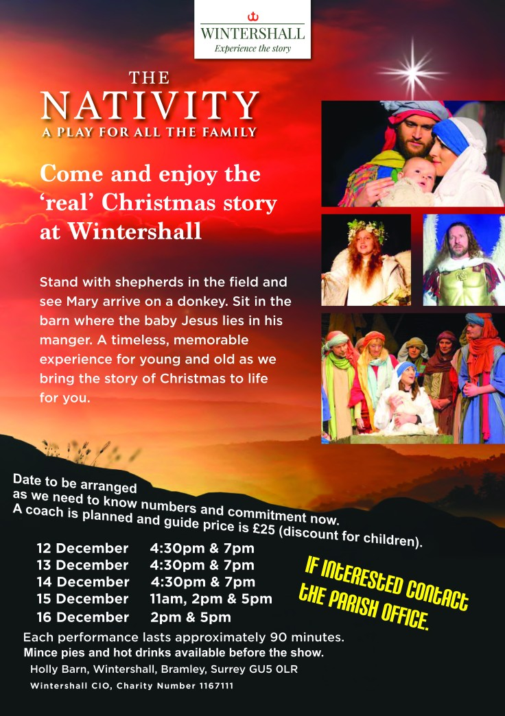 Wintershall Nativity
