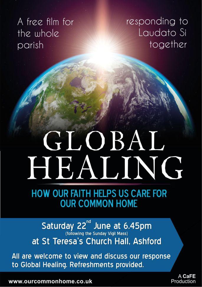 Global Healing web